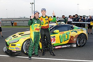 Asian GT Race report Craft-Bamboo Racing takes GT Asia Series Championship in nail biting final