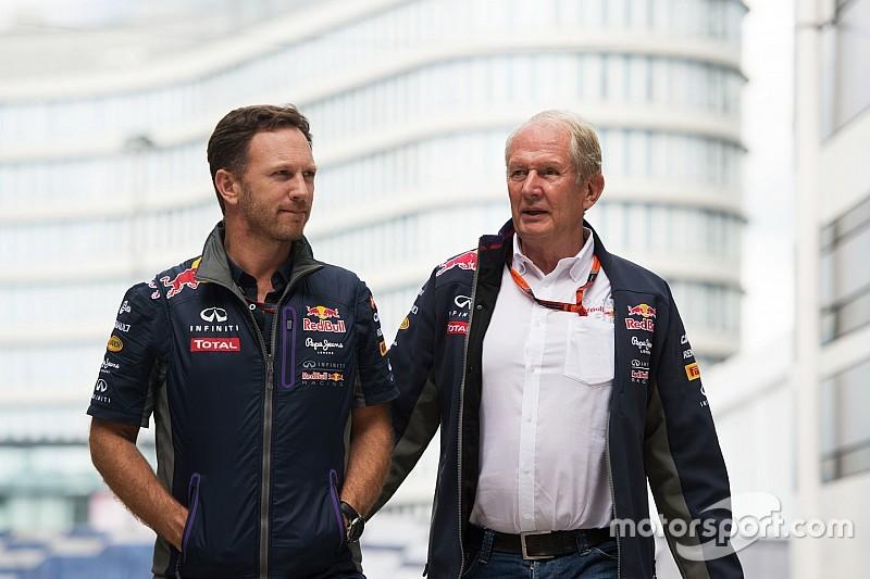 'Helmut Marko heeft spijt van kritiek op Renault'