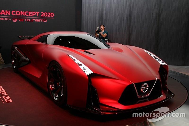 Nissan toont de vernieuwde Concept 2020 Vision Gran Turismo