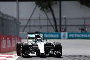 Formula 1 Practice report Mexican GP: Rosberg quickest in FP2, Red Bulls on pace