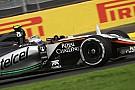 Force India no ve cercano un acuerdo con Aston Martin