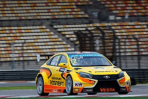 WTCC Breaking news Lada hoping to run unchanged line-up in 2016