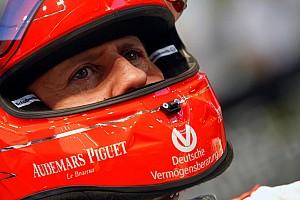 Formula 1 Breaking news Schumacher