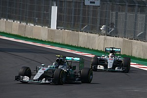 Formula 1 Analysis Analysis: How Rosberg put Hamilton in his place in Mexico