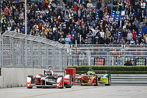 Formula E Breaking news Gap to pacesetters less than expected, says Mahindra