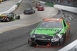 NASCAR Sprint Cup Breaking news NASCAR issues 'behavioral penalty' to Danica Patrick