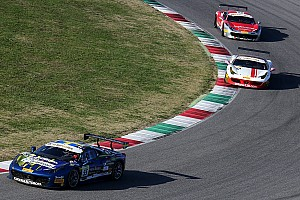 Ferrari Race report Santoponte doubles up in red-flagged second race
