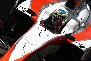GP2 Breaking news Rowland to see out GP2 season with Status
