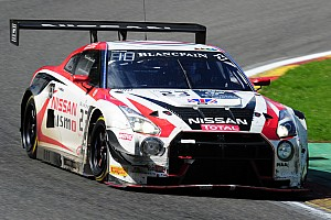 Blancpain Endurance Breaking news GT Academy winner Matt Simmons has first test of Nissan GT-R NISMO GT3 – video