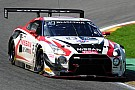 Blancpain Endurance GT Academy winner Matt Simmons has first test of Nissan GT-R NISMO GT3 – video