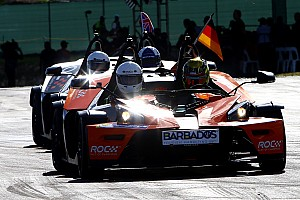 General Breaking news Palmer and Wehrlein return to Race of Champions