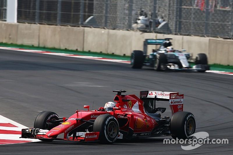 Vettel wil laatste twee races van 2015 winnen