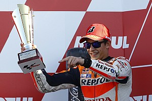"MotoGP Breaking news Honda denies protecting Marquez: ""We are not his slaves"""