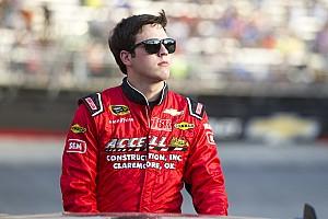 NASCAR XFINITY Breaking news Alex Bowman to run nine races for JR Motorsports in 2016