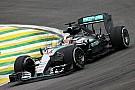 VT1: Lewis Hamilton razendsnel, Verstappen in top-10