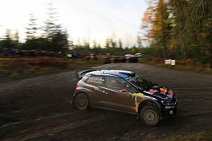 "WRC Breaking news Latvala: Rally GB crash ""most embarrassing mistake of my career"""