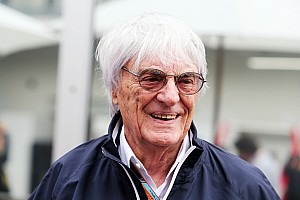 Formula 1 Breaking news Ecclestone claims EU could help push alternative F1 engine through