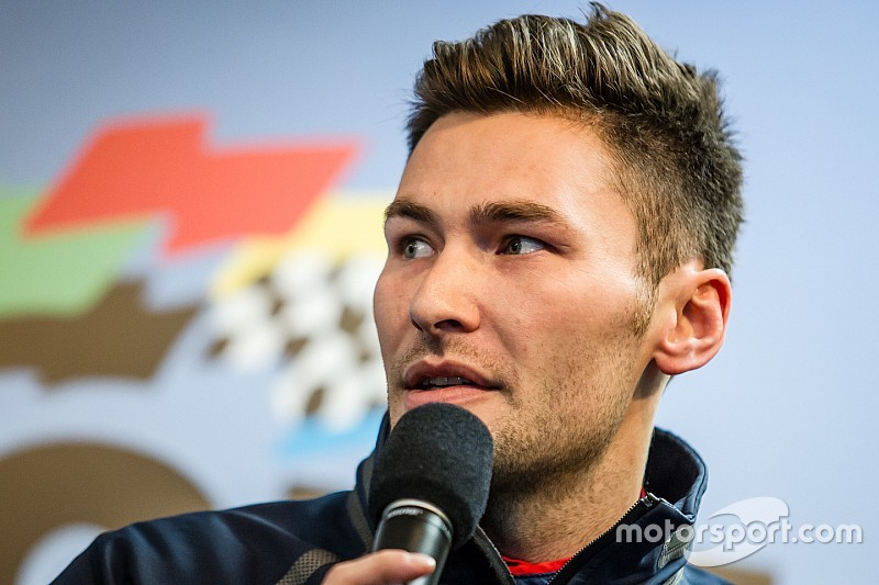 Kuno Wittmer returning to GT Le Mans with BMW !