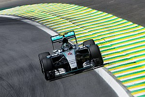 Formula 1 Qualifying report Inseparable Silver Arrows sizzle in São Paulo!
