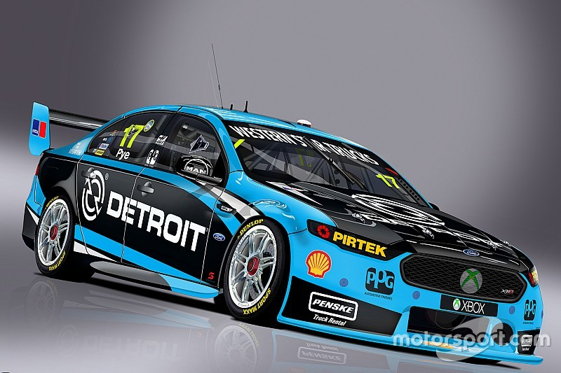 Detroit backing for DJR Team Penske