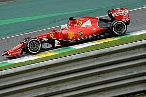 Formula 1 Breaking news Ferrari thinks Brazil form suggests it can catch Mercedes in 2016