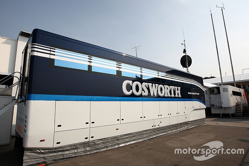 Cosworth rules out applying for F1 engine tender