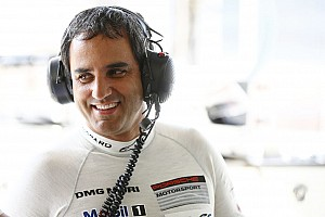 WEC Testing report Montoya leads the way in Bahrain rookie test