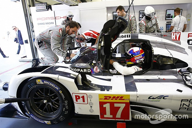 Montoya snelst in WEC rookie test, Catsburg nipt tweede in LMGTE