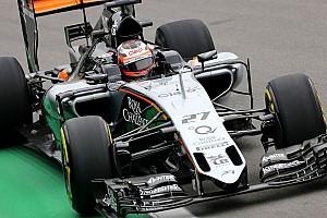 Формула 1 Пресс-релиз Хюлькенберг намерен удержать десятое место в общем зачёте