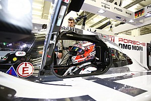 WEC Breaking news Evans eyeing Hulkenberg seat at Porsche