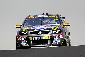 "V8 Supercars Breaking news Holdsworth excited by ""special"" Team 18 deal"