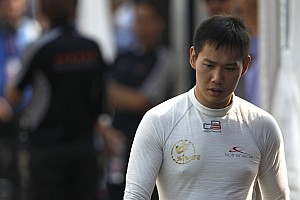 GP3 Breaking news Fong replaces Mardenborough at Carlin for Abu Dhabi finale