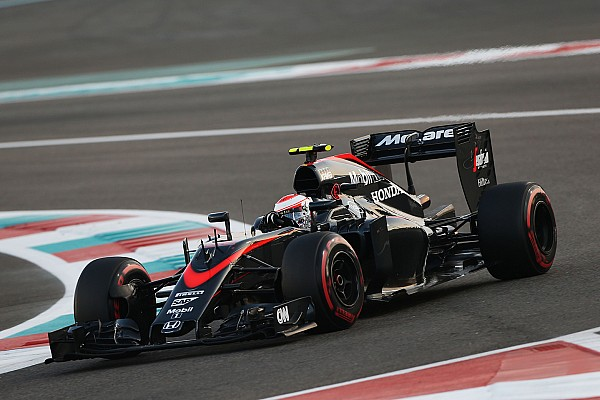Formula 1 A day of mixed fortunes for McLaren drivers in Abu Dhabi
