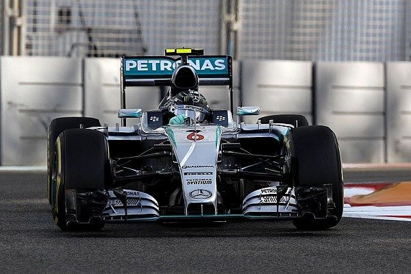 Formula 1 Record-breaking night for the Silver Arrows in Abu Dhabi!