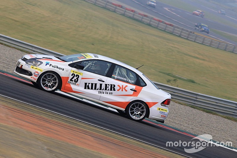 Singh wins second Vento cup race of finale weekend