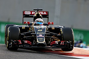Formula 1 Race report Abu Dhabi GP: Grosjean delivers a great performance in his final race for Lotus