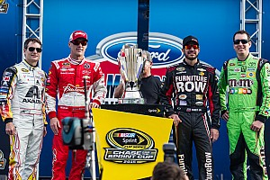 NASCAR Sprint Cup Breaking news Dewar: Recent changes will help attract new title sponsor for NASCAR