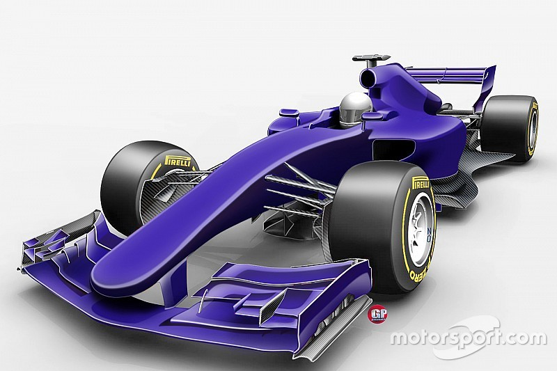 Tech Analysis: First look at F1's 'fastest ever' 2017 cars