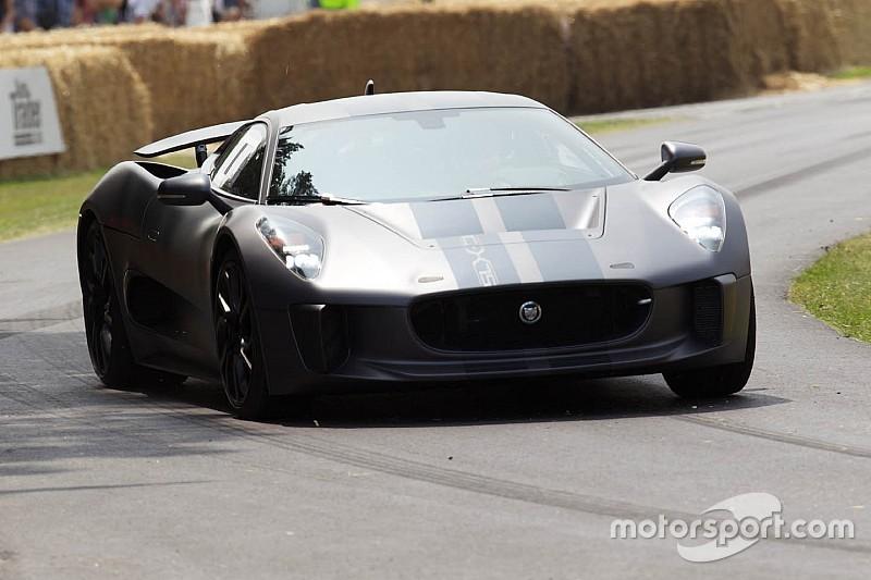 Bond villain car to go on display at Autosport International 2016