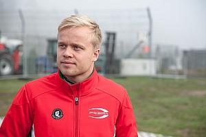 Indy Lights Actualités Le Champion de F3 Europe Felix Rosenqvist en essais en Indy Lights