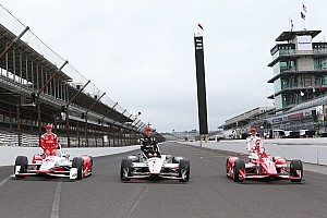 IndyCar Breaking news IndyCar competition rules tweaks coming for 2016