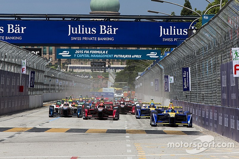 Formula E set for another new season three manufacturer