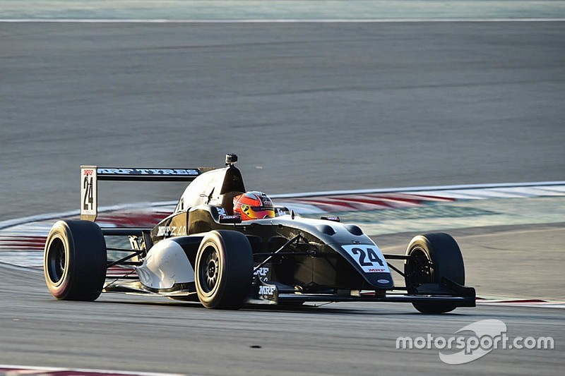 Dubai MRF Challenge: Picariello stays on top in final practice