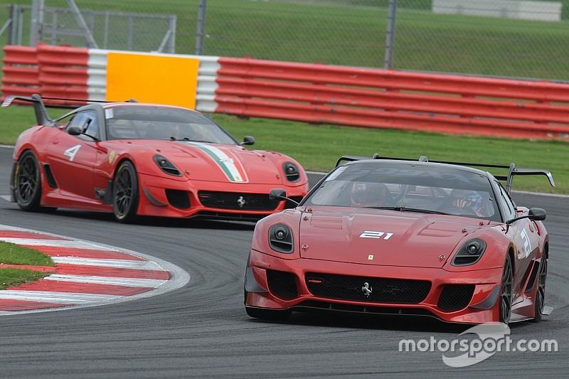 Video: Ferrari 599XX Evo zorgt voor hels kabaal op Spa-Francorchamps
