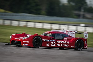 WEC Breaking news Piquet says Nissan WEC outing