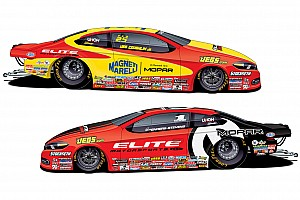 NHRA Breaking news Ferri, Elite Motorsports move ahead with EFI