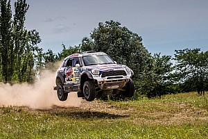 Dakar Preview Defending Dakar Rally champion returns in style