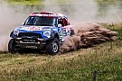 Dakar is go: 12 MINI ALL4 Racing line up for the start of the 2016 Dakar Rally