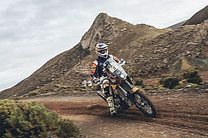 Dakar Stage report Dakar Bikes, Stage 5: Price fastest, Goncalves holds the lead