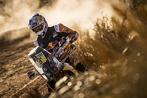 Dakar Stage report Dakar Bikes, Stage 8: Price grabs overall lead with fourth stage win
